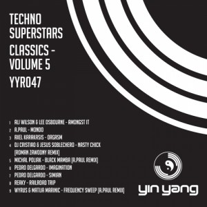 Techno Superstars – Classics Vol 5