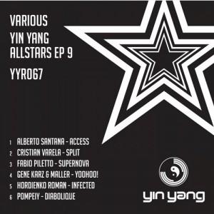 Yin Yang Allstars EP 9