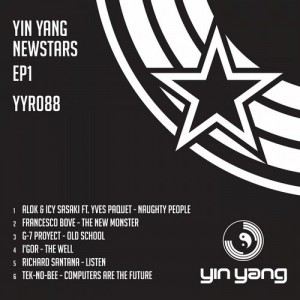 Various – Yin Yang Newstars EP 1