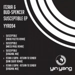 Itzaia & Bud Spencer - Susceptible EP