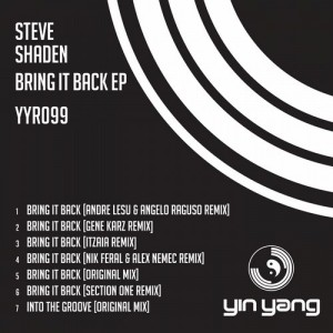 Steve Shaden – Bring It Back EP