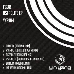I'Gor – Astrolite EP