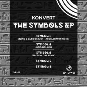 Konvert – The Symbols EP
