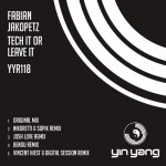 Fabian Jakopetz - Tech It Or Leave It