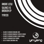 Andre Lesu - Silence Is Broken EP