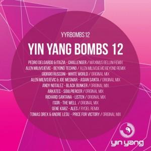 Yin Yang Bombs: Compilation 12