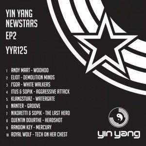 Yin Yang Newstars EP 2