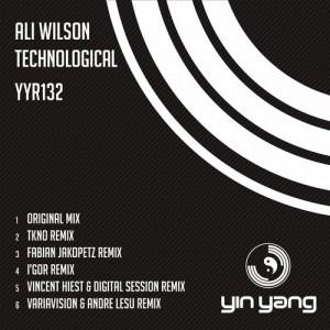 Ali Wilson – Technological