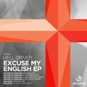 Hell Driver – Excuse My English EP