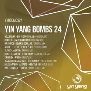 Yin Yang Bombs: Compilation 24