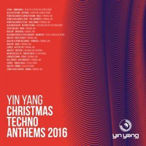 Yin Yang Xmas Techno Anthems 2016
