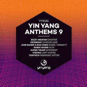 Yin Yang Anthems 9
