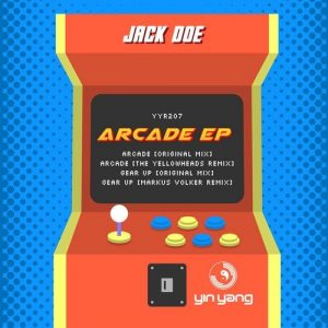 Jack Doe – Arcade EP