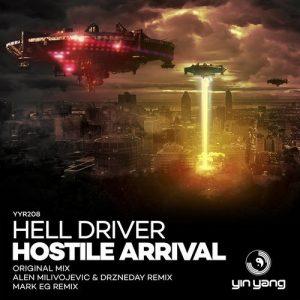 Hell Driver – Hostile Arrival