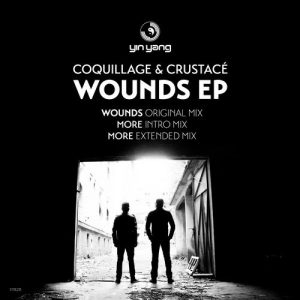 Coquillage & Crustacé – Wounds EP