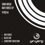 Sam Arsh - Air Force EP