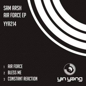 Sam Arsh – Air Force EP