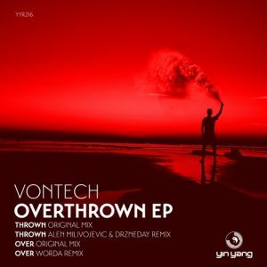 Vontech – Overthrown EP
