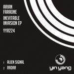 Arian Faraone - Inevitable Invasion EP