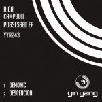 Rich Campbell - Possessed EP