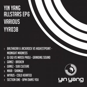 Yin Yang Allstars EP 6