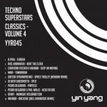 Techno Superstars - Classics Vol 4