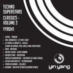 Techno Superstars - Classics Vol 2
