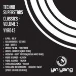 Techno Superstars - Classics Vol 3