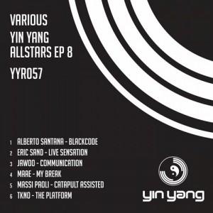 Yin Yang Allstars EP 8
