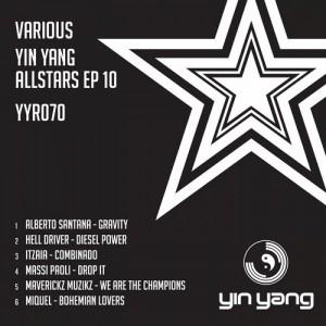 Yin Yang Allstars EP 10