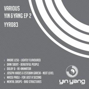 Various – Yin & Yang EP 2