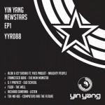 Various - Yin Yang Newstars EP 1