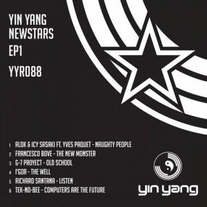 Various – Yin Yang Newstars EP 1