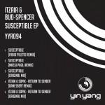 Itzaia & Bud Spencer - Susceptible EP