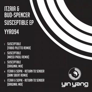 Itzaia & Bud Spencer – Susceptible EP