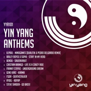 Yin Yang Anthems