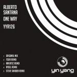 Alberto Santana - One Way
