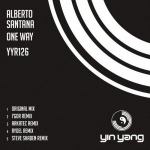 Alberto Santana – One Way