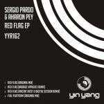 Sergio Pardo & Aharon Pey - Red Flag EP