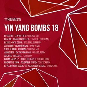 Yin Yang Bombs: Compilation 18