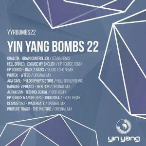 Yin Yang Bombs: Compilation 22