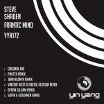 Steve Shaden : Frantic Mind