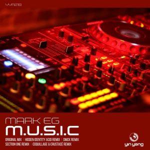 Mark EG – M.U.S.I.C