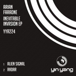 Arian Faraone – Inevitable Invasion EP