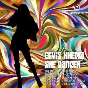 Elvis Xhema – She Dancer