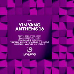 Yin Yang Anthems 16